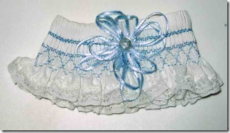 Bridal-garter