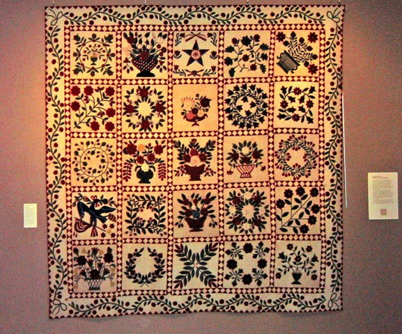 Baltimore Album Quilts Parkview 616
