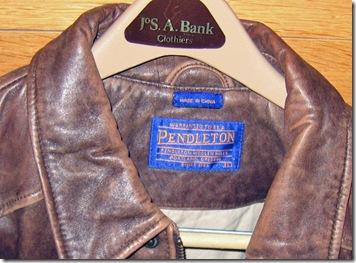 Pendleton label
