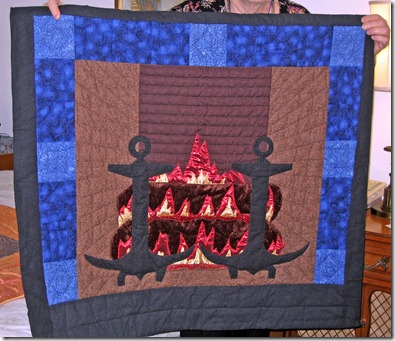 Copy of Winter fireplace