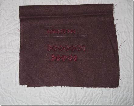 Practice cloth