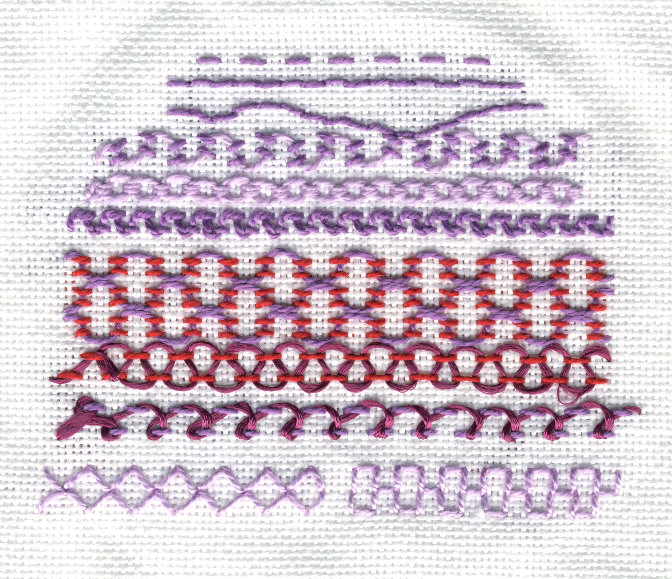 Hand embroidery parkview